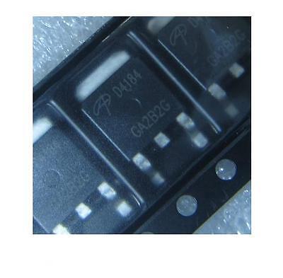 10PCS New AO AOD4184 D4184 TO252 Transistor NEW