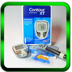 Blutzucker-Messgerät Contour XT mg/dL (ohne Sensoren)  ►Händler◄