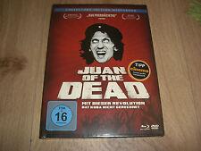 Juan of the Dead Collectors Edition Blu-Ray + DVD Mediabook