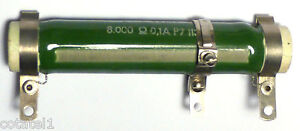 Résistance Sfernice 8000 ohms 100mA ajustable RSSR 23.127 NOS RCXd9Jyd-09152621-687655317