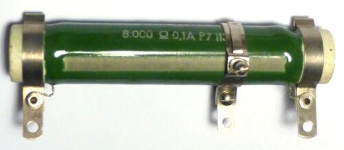 Résistance Sfernice 8000 ohms 100mA ajustable RSSR 23.127 NOS