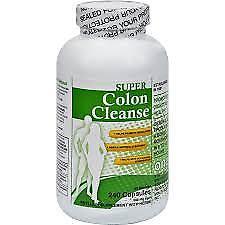 HEALTH-PLUS-SUPER-COLON-CLEANSE-240-CAPSULES-COD-FREE-SHIPPING