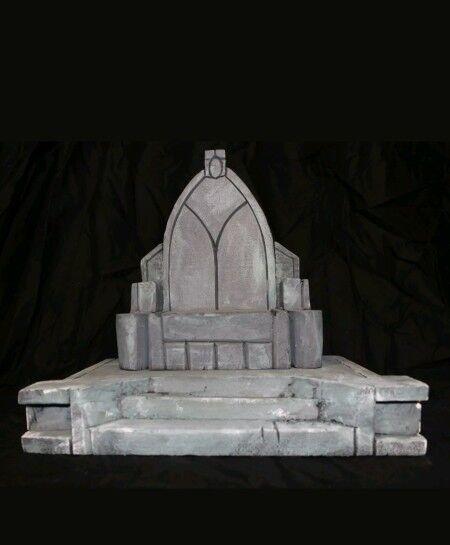 Marvel personnalisée légendes DC Direct Figurine trône Mythic Légions 1 12 Thanos