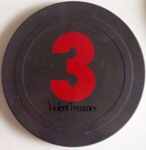 Violent-Femmes-1988-Original-7-034-Vinyl-Metallbox-SLASH-RECORDS-1204-Rar