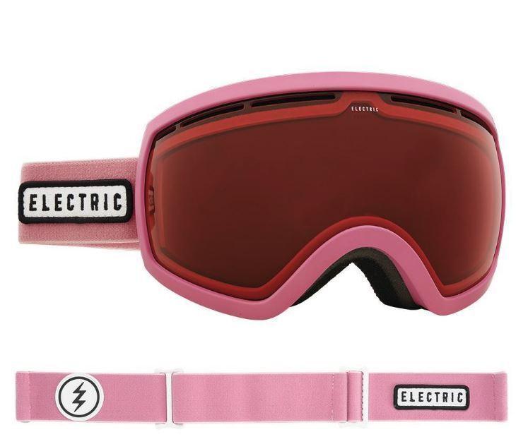 Electric, Goggle, EG 2.5, Frame  bubble gum, Lens  bpink pink