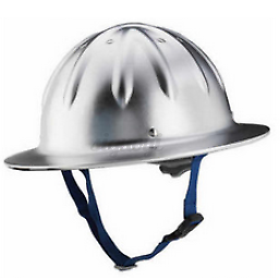Safety Helmet Hard Hat 4 Point Ratchet Suspension Construction Work Protection