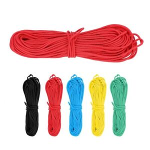 65ft-Archery-D-Loop-Bow-String-Release-Rope-Cord-for-Compound-Bow-Hunting-JA