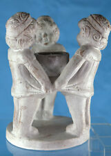 CIRCLE OF FRIENDS Girls Sisters votive tealight candle holder.  Perfect gift!