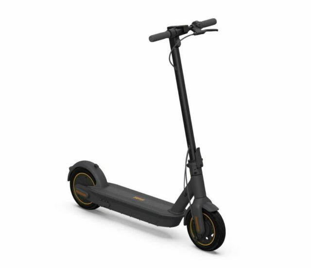 Segway Ninebot KickScooter MAX Folding Electric KickScooter, 40 Miles Range, Fast Charging Battery