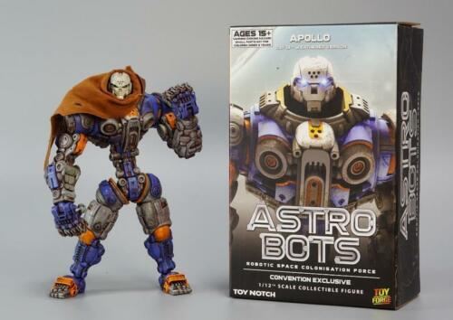 Toy Notch Robot 1//12 Astrobots A01-D Apollo Action Figure Exclusive Ver. FAST