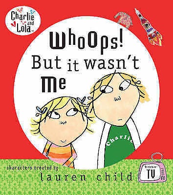 1 of 1 - NEW BOX x 5 HARDBACKS plus CD CHARLIE AND LOLA  COMPLETELY BEST STORY COLLECTION