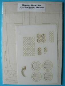 Ma-y-Modelarz-4-5-6-2011-Canopy-laser-cut-frames-Dornier-Do-17-Z-1