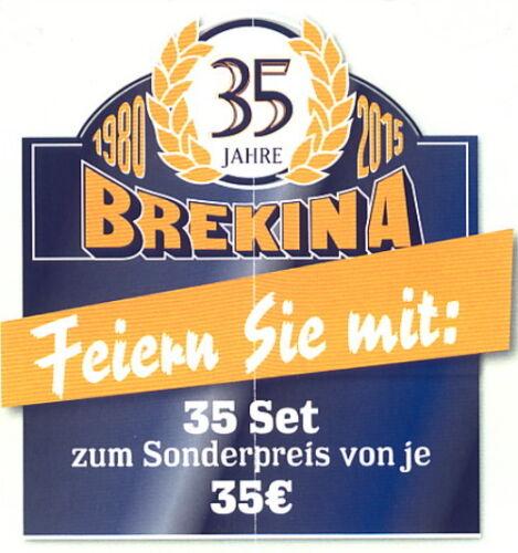 "h0 auto modelo 1:87 35 años Brekina 90433 Set /""Barkas/"""