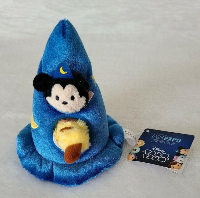 Disney D23 Expo Japan 2018 Plush Key Chain Chip /& Dale Fantasia