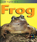 Life Cycle of a Frog by Angela Royston (Paperback, 1999)