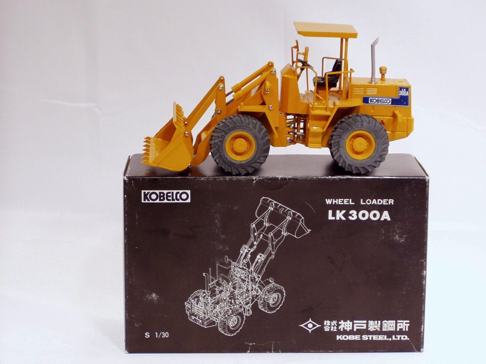 Excavadora Kobelco LKA Cargador De Rueda -  - Ashiya-sin Usar, En Caja