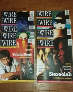 WIRE-MAGAZINE-BACK-ISSUES-140-149-3-99-Each-Free-Postage-You-Choose