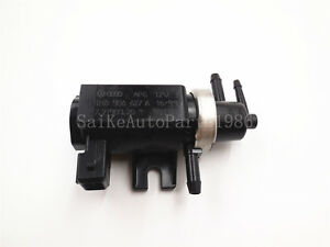 Details about NEW OEM 1H0906627A Fits VW Audi VAG A2 A3 A4 1 9 TDI N75  Solenoid Boost Valve