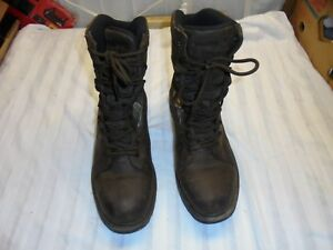 dbfd7e1479c Details about Wolverine Blackhorn Insulated Waterproof Hunting Boots for  Men 13 M