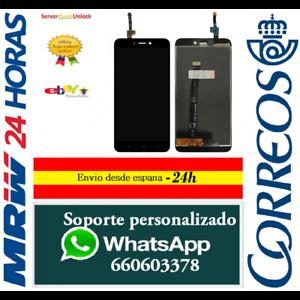 Pantalla-Original-Completa-para-Xiaomi-Redmi-4X-Negra-Tactil-LCD-Negro