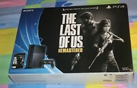 Brand Playstation 4 Console With Free The Last Of Us Remastered Voucher