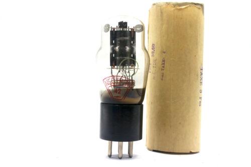 42 // Type 42 Vacuum Tube Röhren x1 no box NOS Valve