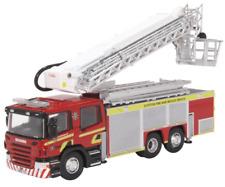 British Street Scenes 12cm Richmond Toys Volvo Fire Engine Die-Cast Model Motormax 76006