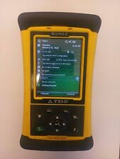 TRIMBLE NOMAD TDS- NO numeric keypad. Comes with: WI-FI, Bluetooth and GPS.
