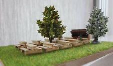 125 - Biertischgarnituren aus Holz - Spur Z
