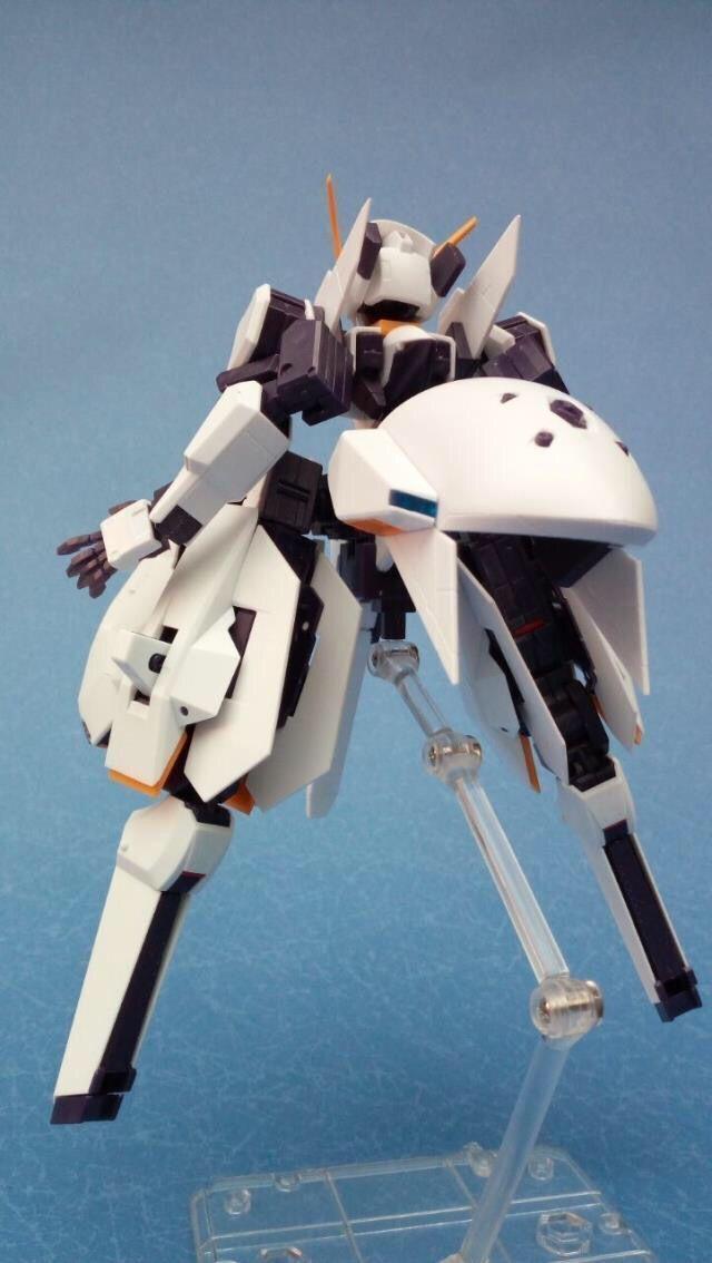 1 100 MG Gundam Collection  RX-124 GUNDAM TR-6[WONDWART] Plastic Model Kit