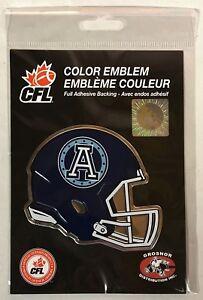 Toronto-Argonauts-CFL-Aluminum-Coloured-Emblem