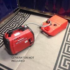 Honda Eu2000i Generator 6 Gal Extended Run Marine Fuel System Single Line