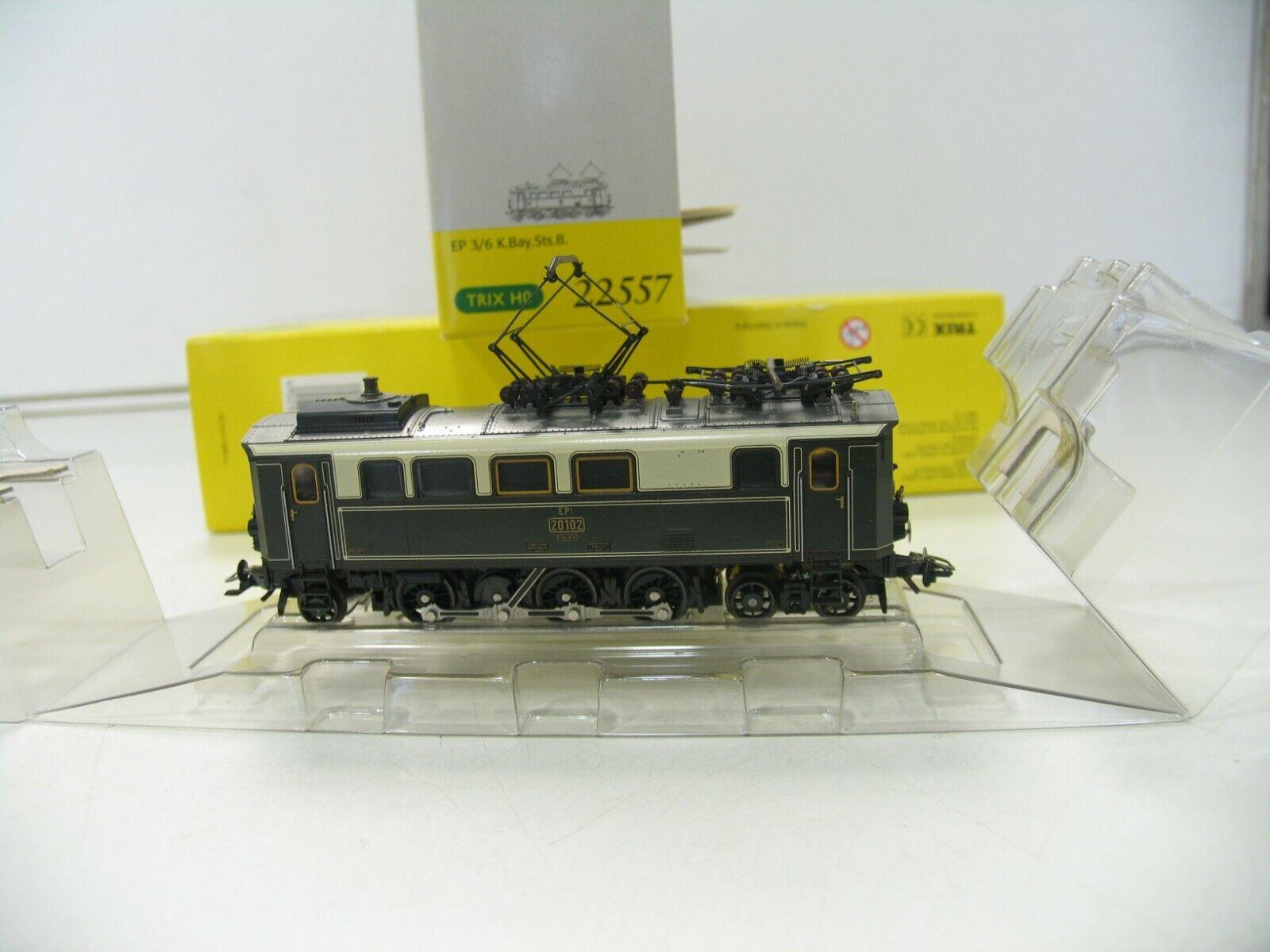 Trix 22557 E-Lok Ep 3 6 Cream verde della baia di K.STS.B. Khn Decoder NH2177