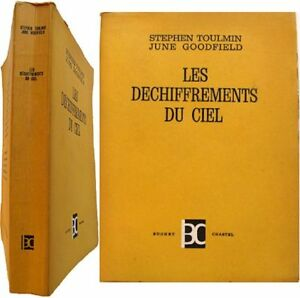 Adaptable Ancêtres De La Science Déchiffrements Du Ciel 1963 Toulmin Goodfield Astronomie Par Processus Scientifique