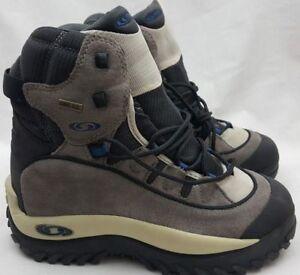 gore tex salomon boots