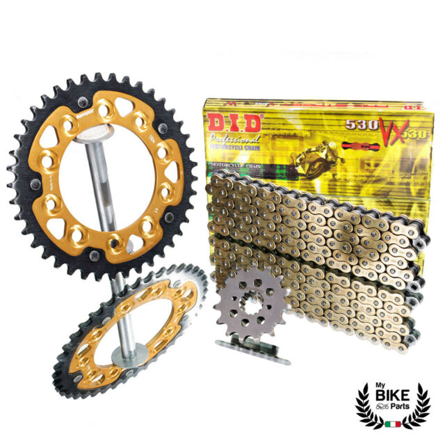 Suzuki GSX 1400 DID Kettensatz chain kit VX 530 2002-2007