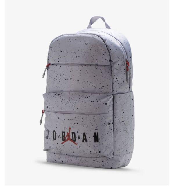 NWT Mansi Shah Dropcloth Two Way Drawstring Bag Backpack Paint Splatter