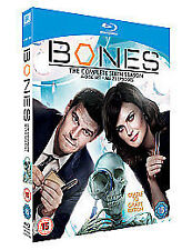 BONES Complete Series 6 Blu Ray Box Set All Episode sixth Season Original UK R2