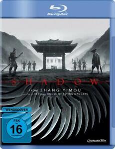 SHADOW [Blu-Ray/Nuovo/Scatola Originale] Martial-Arts-spettacolo/capolavori di Zhang Yimou