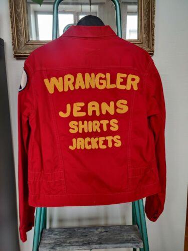 Wrangler Blue Bell rodeo jacket