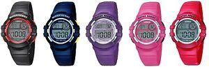 Lorus-Digital-Chronograph-Kids-Children-Watch-Red-Blue-Black-Pink-Purple