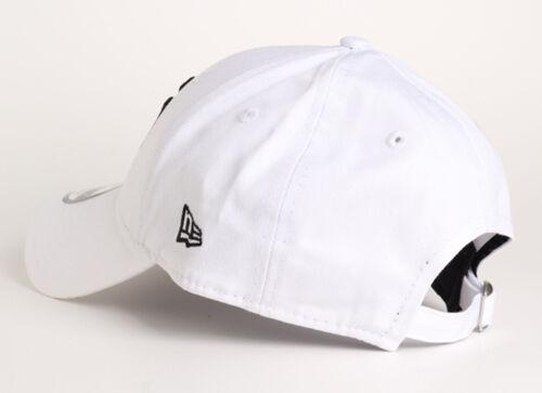 Genuine New York Yankees Blanc Réglable Chapeau NEW ERA Homme FORTY 9 casquette de baseball