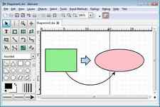Diagramma di flusso della famiglia Albero diagramma forma CREATOR MAKER esportatore per Windows XP e 7