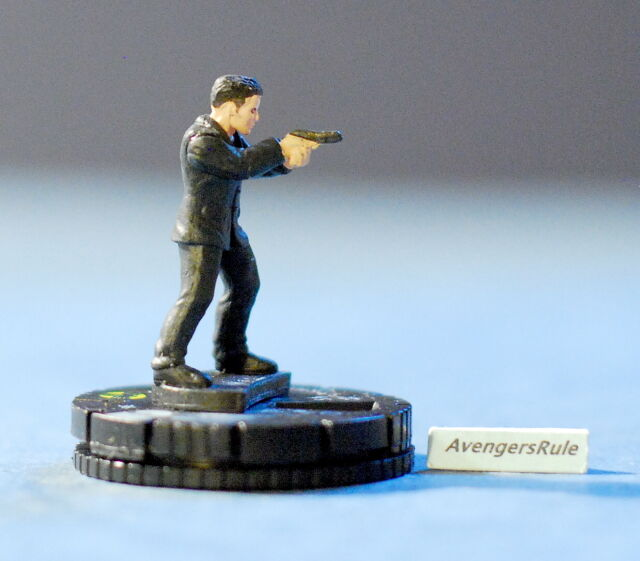 Marvel Heroclix Captain America The Winter Soldier 005 S.H.I.E.L.D. Agent