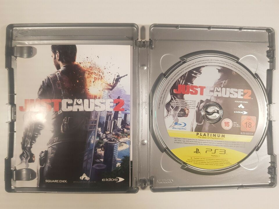 Just Cause 2, PS3
