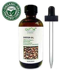 Quane-Cosmetics-Castor-Oil-Organic-Regrow-Brows-Eyelashes-amp-Hair-Faster-4-oz