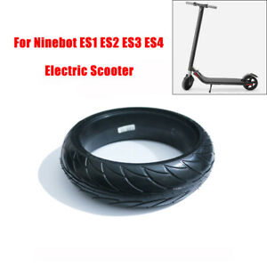 Details about Rubber Front Rear Tire Wheel Tyre For Ninebot ES1 ES2 ES3 ES4  Electric Scooter h
