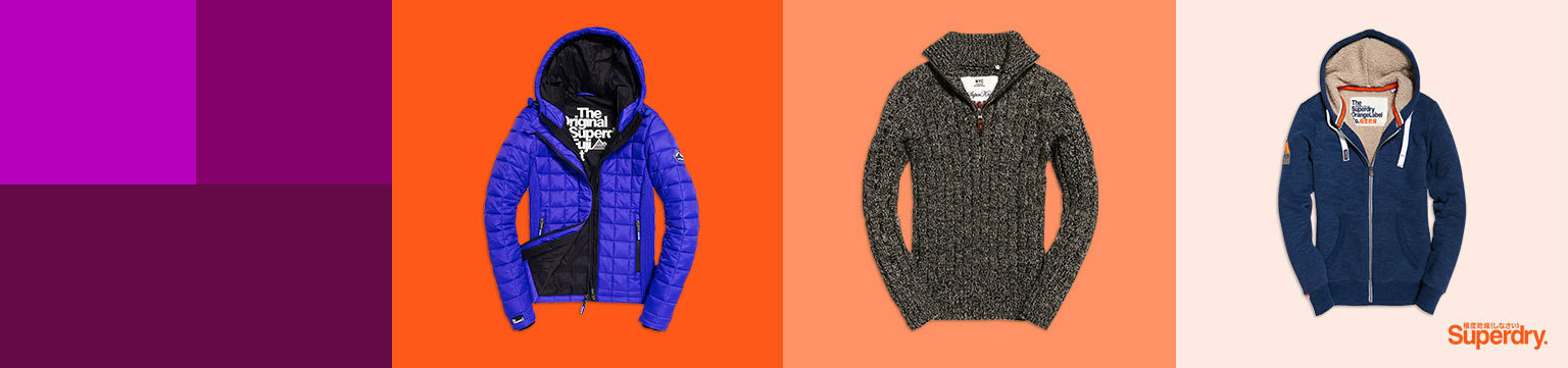 Superdry Black Friday Sale
