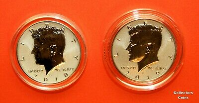 2019 S 5 Coin PDSSS Kennedy Set wReverse Proof from Sold Out Apollo 11 Set