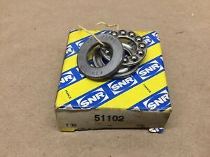 SKF THRUST BALL BEARING 51102 NIB